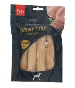 Pets Unlimited Chewy Sticks with Chicken Med 4pcs