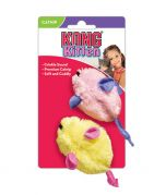 Kong Kitten Toy Mouse 2 Pack