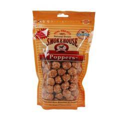 Smokehouse Poppers Dog Treats