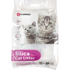 Flamingo Silica Cat Litter