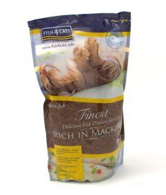 Fish4Cats Finest Mackerel Dry Cat Food