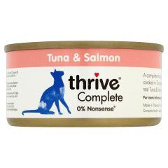 Thrive Complete Cat Tuna & Salmon Wet Food