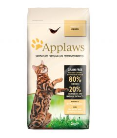 Applaws Chicken Dry Adult Cat Food