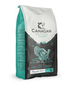 Canagan Free Run Turkey Dental Dogs Dry Food