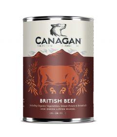 Canagan British Beef Dog Tin Wet Food