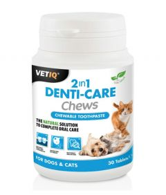 VetIQ 2in1 Denti-Care Chews
