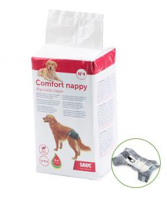 Savic Comfort Nappy Disposable Diaper