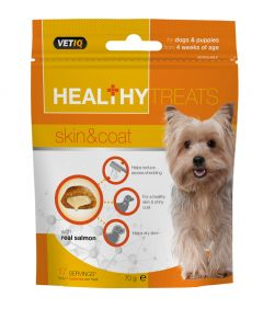 Healthy Treats Skin & Coat for Dogs & Puppies