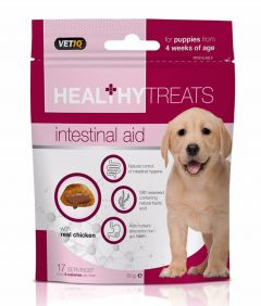 Healthy Treats Intestinal Aid for Puppies