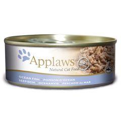 Applaws Cat Ocean Fish 156g Tin