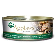 Applaws Cat Tuna with Seaweed 156g Tin