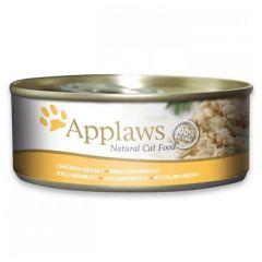 Applaws Cat Chicken 156g Tin
