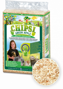 Chipsi Plus Green Apple
