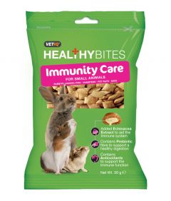 Healthy Bites Immunity Care for Small Animals