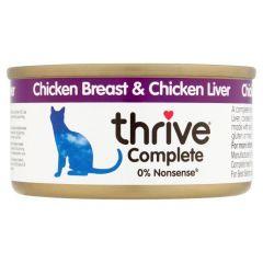 Thrive Complete Cat Chicken & Liver Wet Food