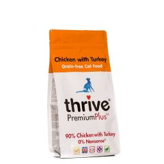 Thrive Cat Chicken with Turkey Dry Food