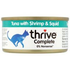 Thrive Complete Cat Tuna w/ Shrimp & Squid Wet
