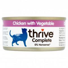 Thrive Complete Cat Chicken w/ Vegetable Wet Food