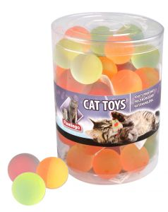 Flamingo Cat Toy Bounce Ball