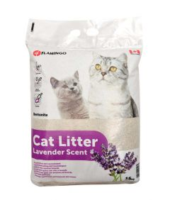 Flamingo Cat Litter Lavender Scent