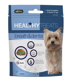 Healthy Treats Breath & Dental Dogs & Puppy