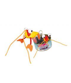Flamingo Cat Toy Jack & Dan