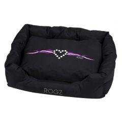 Rogz Spice Pod Bed Purple Chrome