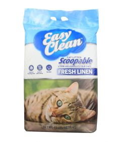 Easy Clean Cat Litter Fresh Linen
