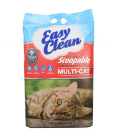 Easy Clean Multi-Cat Litter