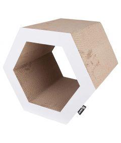 District 70 Hexa Cardboard Cat Scratcher