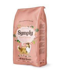 Symply Adult Fresh Salmon Dry Dog Food