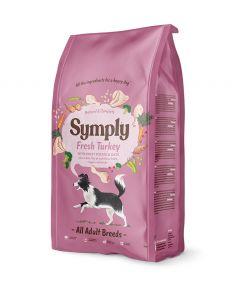 Symply Adult Fresh Turkey Dry Dog Food